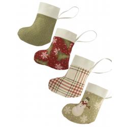 Mini bottes de Noël