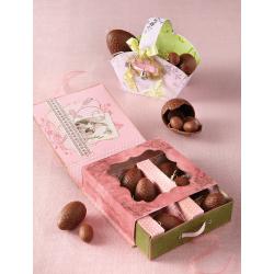 Carte-boîte de Pâques