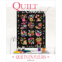 Quilts en fleurs