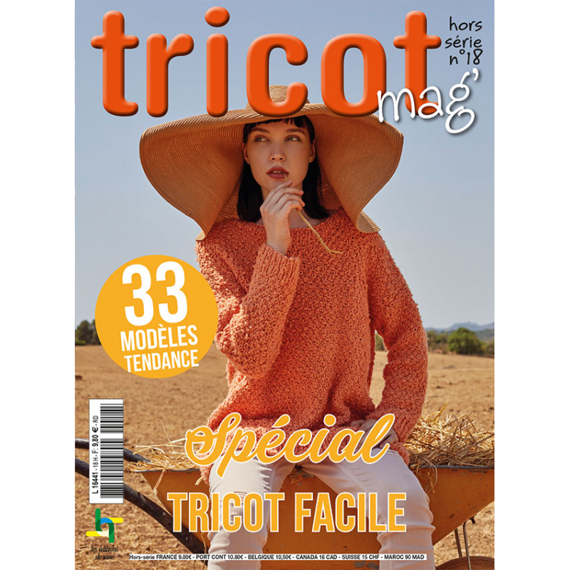 Tricot Mag Hors série 18 -...