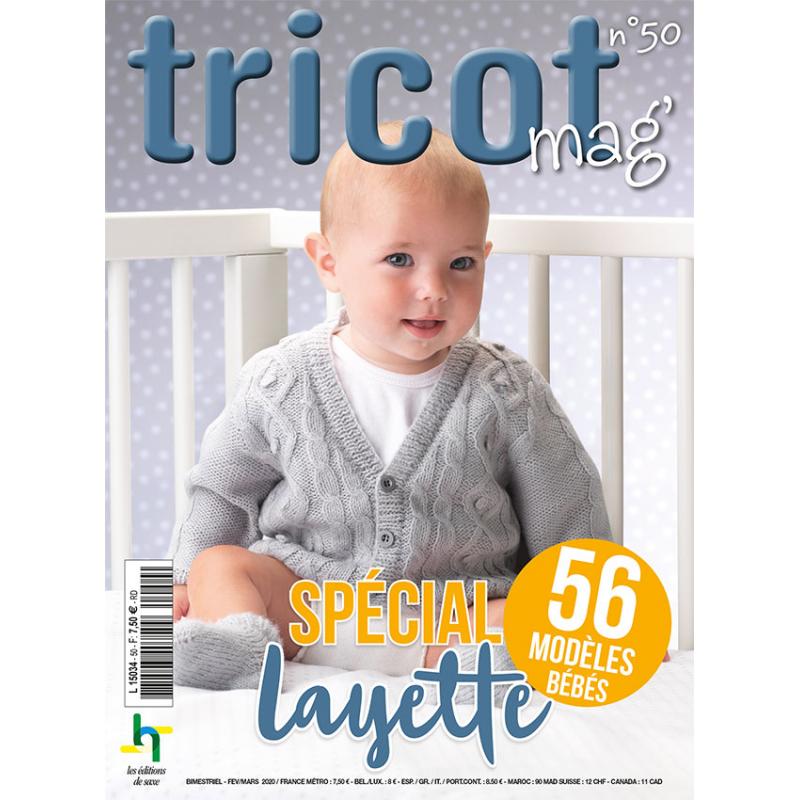 Tricot Mag' n°50 - Spécial...