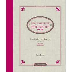 Cahier de Broderie Hardanger