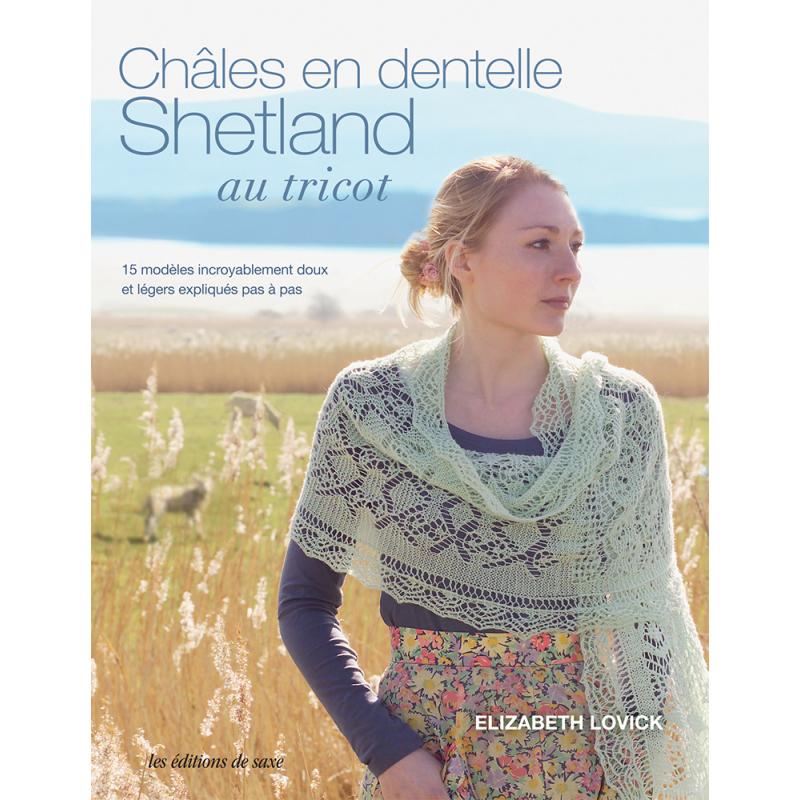 Châles en dentelle Shetland...