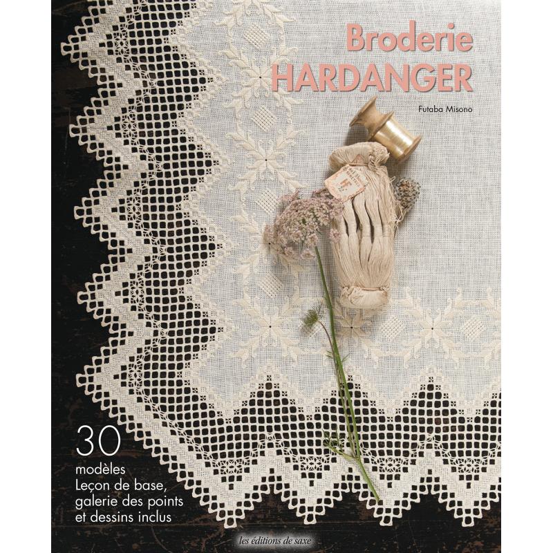 Broderie Hardanger - Leçon...