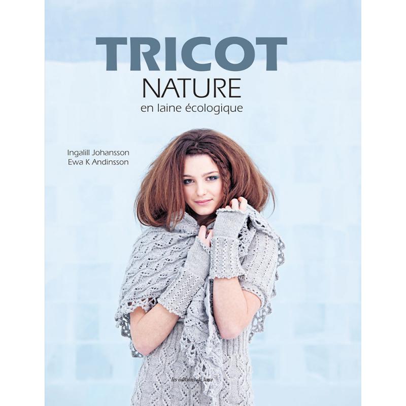 Tricot nature en laine...