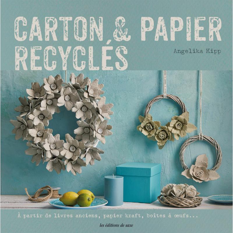 Carton & papier recyclés