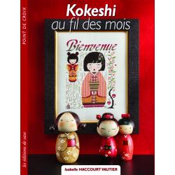 Kokeshi au fil des mois