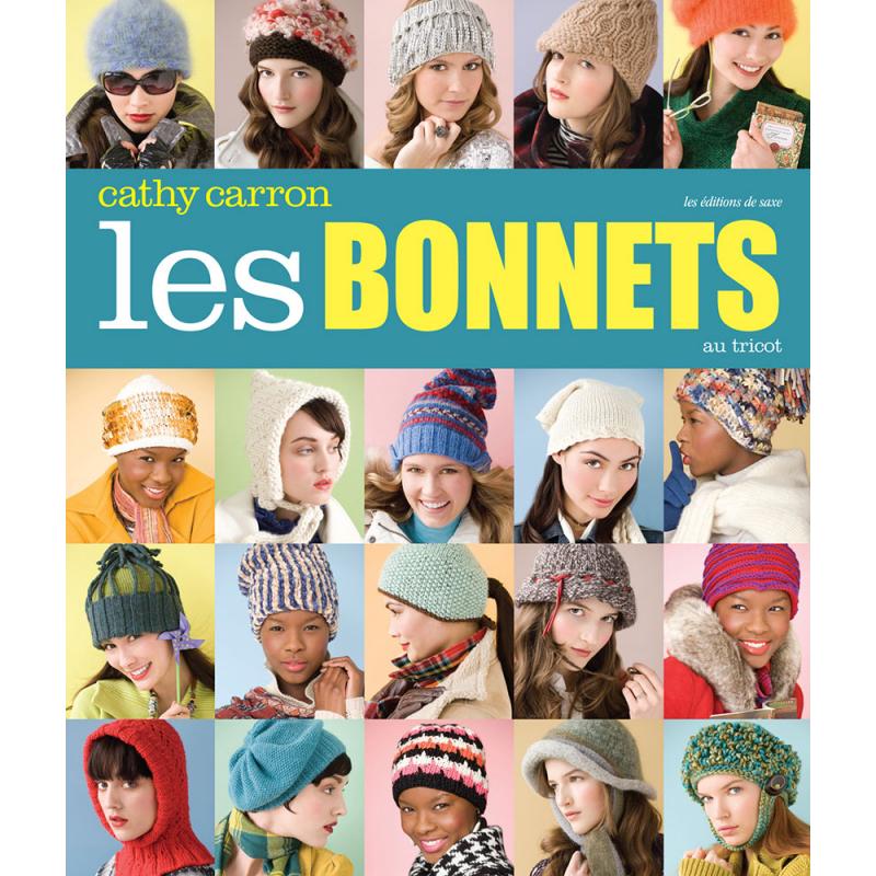 Les bonnets au tricot