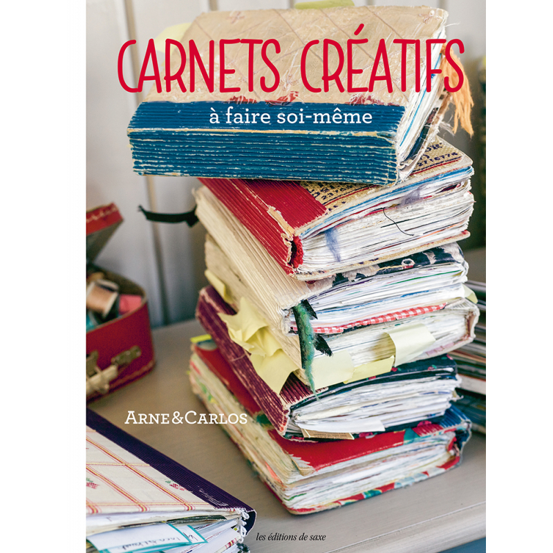 Carnets créatifs à faire...