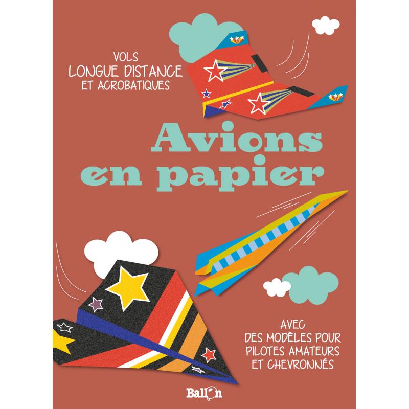 Avions en papier