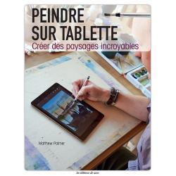 Peindre sur tablette