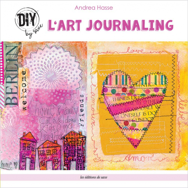 L'art journaling