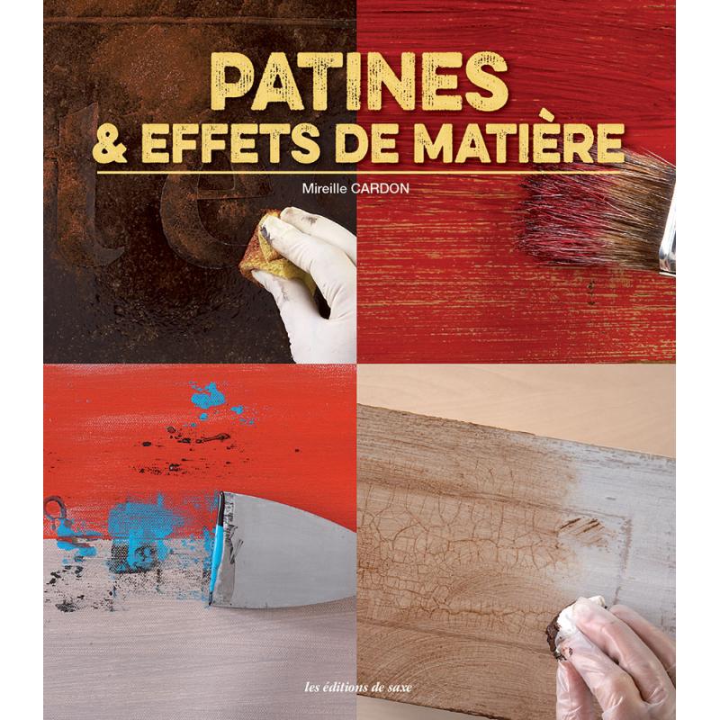 Patines & effets de matière