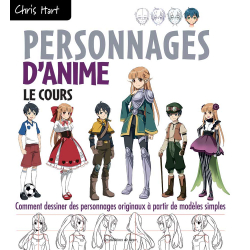 Personnages d'animes -...