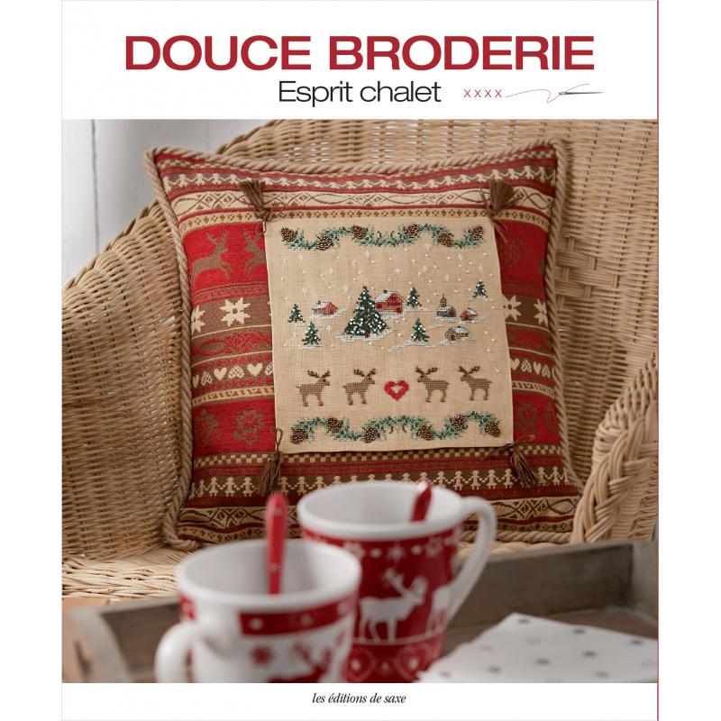 Douce Broderie - Esprit chalet