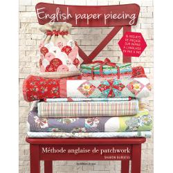 Méthode anglaise de patchwork
