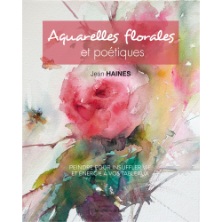Aquarelles florales et...