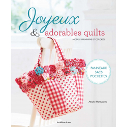 Joyeux & adorables quilts