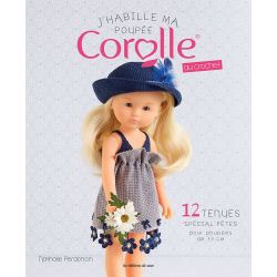J'habille ma poupée...