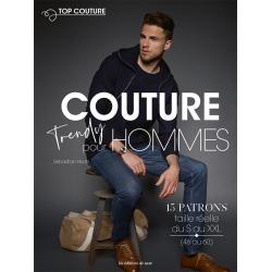 Couture trendy pour hommes