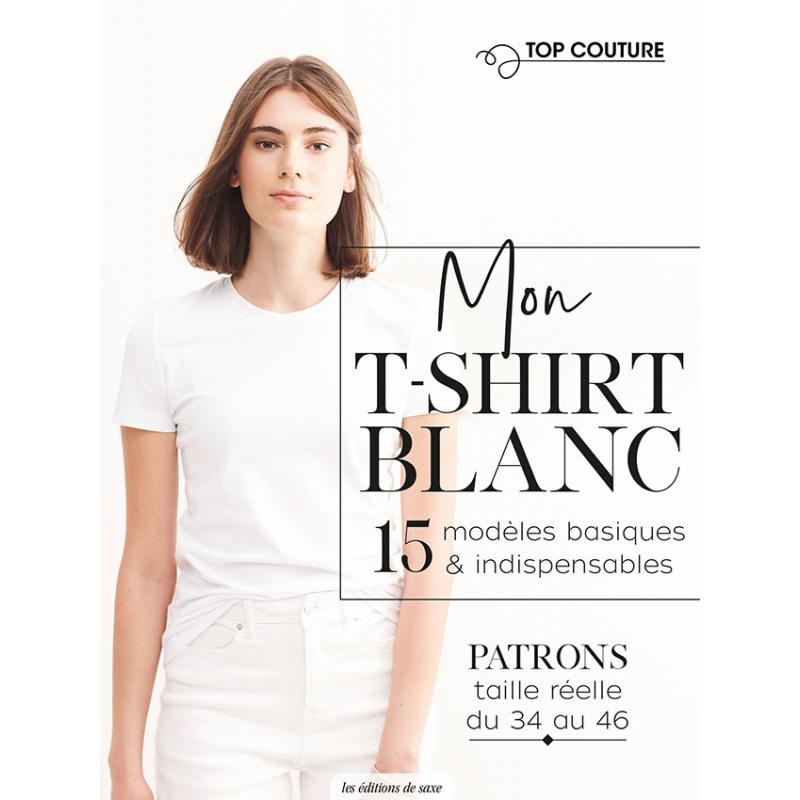 Mon t-shirt blanc - 15...
