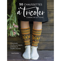50 chaussettes à tricoter...