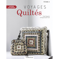 Voyages quiltés - Tome 2