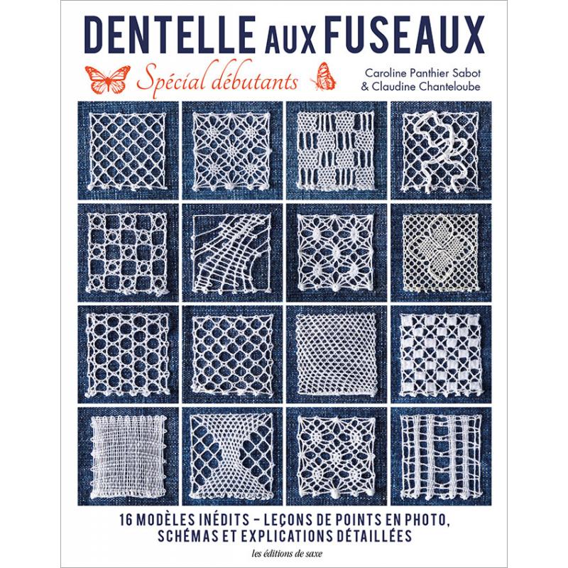 Dentelle aux fuseaux -...
