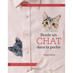 Brode un chat dans ta poche