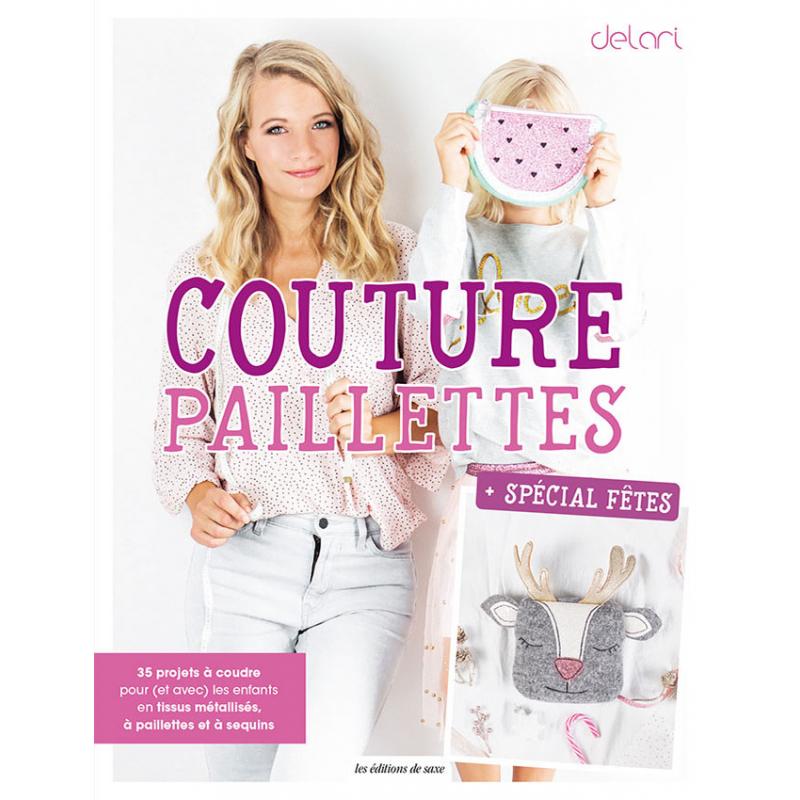 Couture paillettes -...
