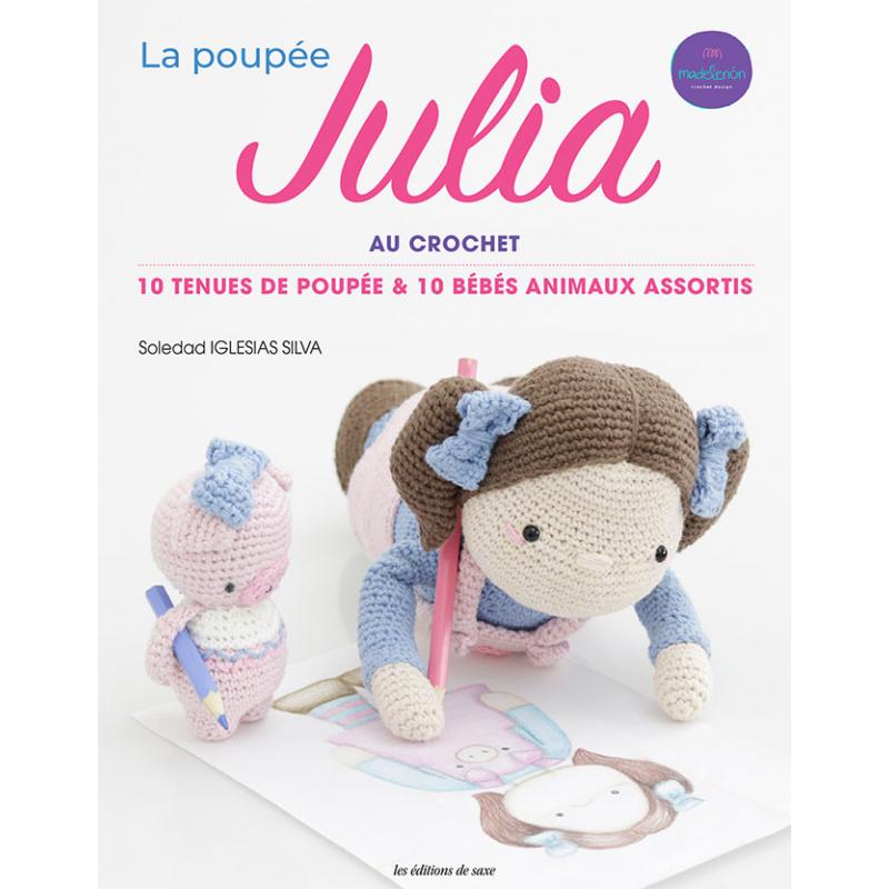 La poupée Julia au crochet...