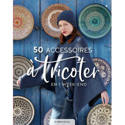 50 accessoires à tricoter...