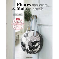 Fleurs appliquées & Mola en...