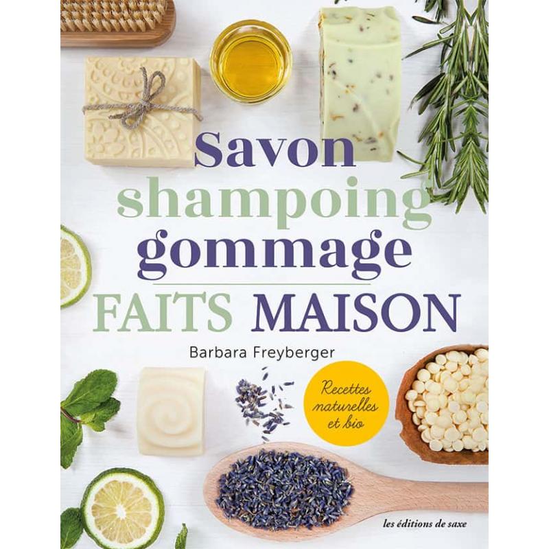 Savon, shampoing, gommage...