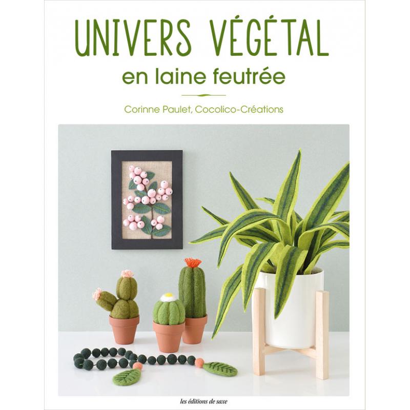 Univers végétal en laine...