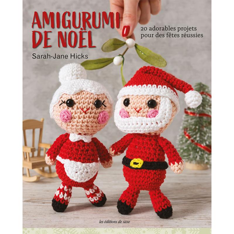 Amigurumi de Noël au crochet