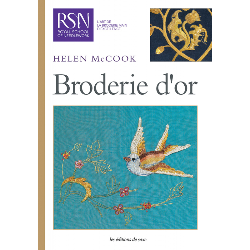 Broderie d'or