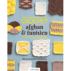 Crochet afghan & tunisien