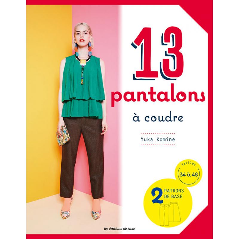 13 pantalons à coudre