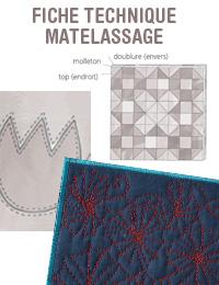bases patch patchwork quilt quilting technique comment pas à pas explications matelassage matelasse matelasser editions saxe edisaxe